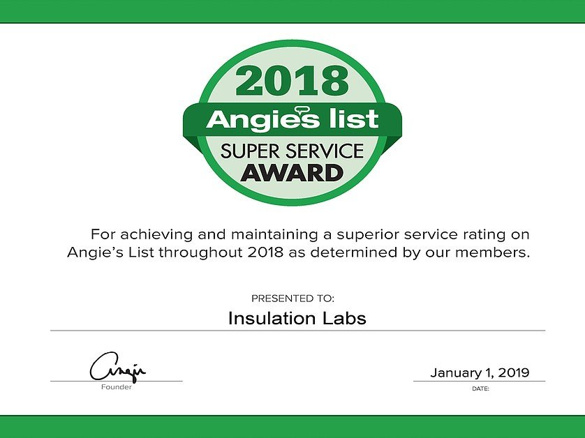 Los Angeles Owens Corning Certified Attic Insulation Labs